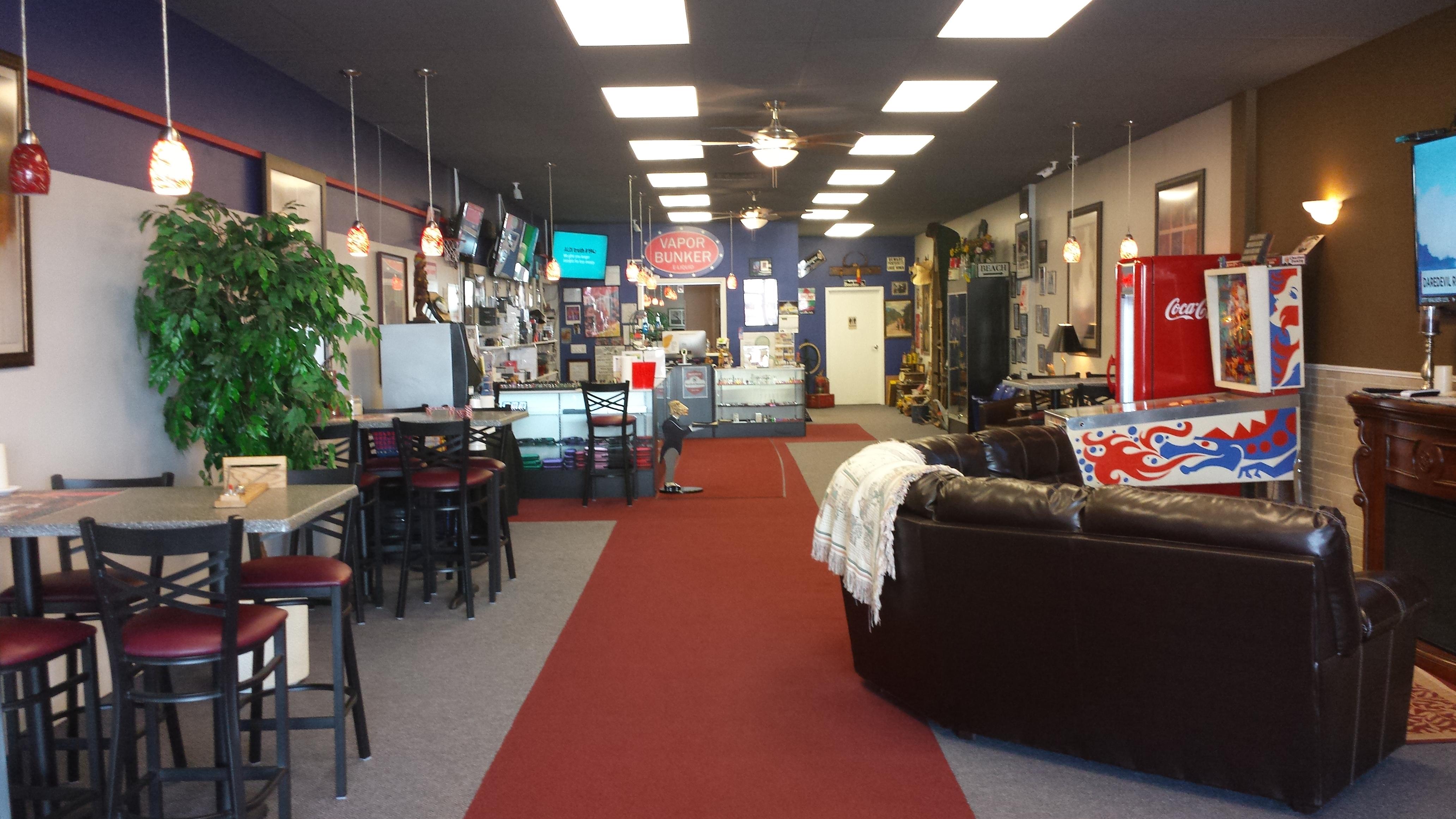 Vapor Bunker Store In Robbinsdale, MN